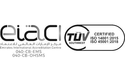 ISO 14001 certified MRO services company