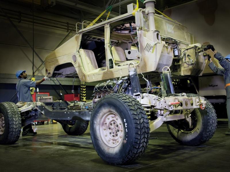 Wheeled/Light Vehicles