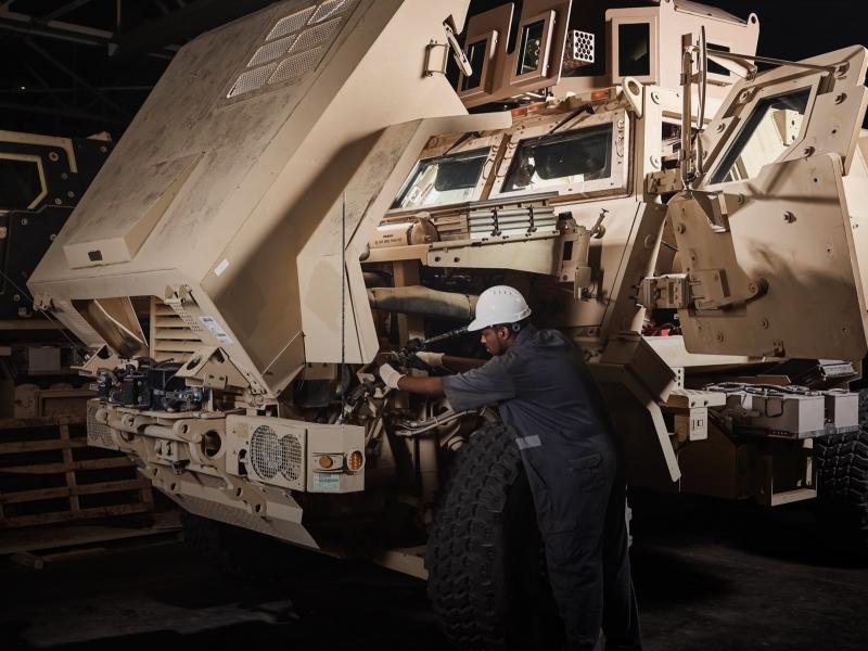 Vehicles Rebuild